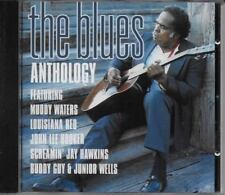 The Blues Anthology - CD - 1999 - UK FREEPOST