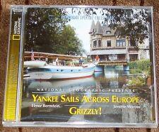 YANKEE SAILS ACROSS EUROPE/GRIZZLY! (Bernstein/Moross) ltd.ed. sealed cd (2003)
