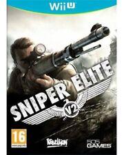 Sniper Elite 2 Nintendo Wii U 505 Games