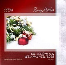 Die schönsten Weihnachtslieder, Vol. 4 [Gemafreie Weihnachtsmusik auf CD & MP3]