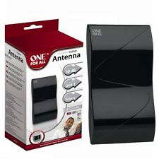 One For All SV9323 Digital Amplified Indoor Aerial DVB-T Freeview TV Antenna