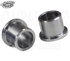 """Wheel Bearing Reducers 1"""" to 3/4"""" Axle Reducer Spacer for Harley Wheel Bearings"""