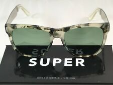Retrosuperfuture Classic Francis Puma Silver Sunglasses SUPER 774 NEW FAST SHIP