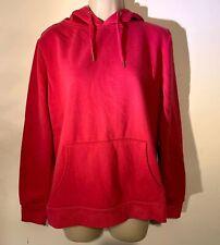 Primark Size 16 Long Sleeve Hoodie Women's - Bright Pink