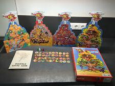 Disney Ducktale Lotto Spiel Brettspiel