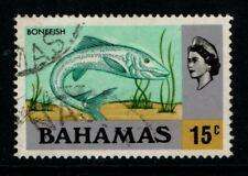 Bahamas 1971 15c Bonefish SG370  Used