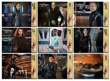 STAR TREK DISCOVERY - Season 3 - 9 Card Promo Set - Burnham Georgiou Saru Grudge