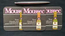 Moussec Vin Vos Mains Et Votre Destiny Tapis Dessous Ltd Ed 1-3 1970S ? Neuf