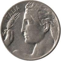 COIN / ITALY / 20 CENTESIMI 1908   #WT663