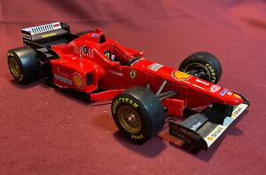 Maisto Ferrari F310 1996 Shell 1/20 scale model, Schumacher