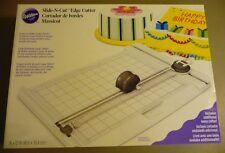 Wilton Slide-N-Cut Edge Cutter for sugar sheets fondant or gum paste