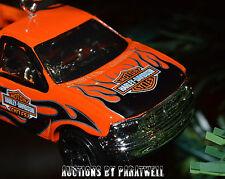 Harley Davidson '97 Ford F-150 Truck Christmas Ornament Chrome Flames RARE F150