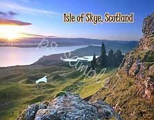 scotland - isle of skye - old man of storr - Souvenir Flexible Fridge Magnet