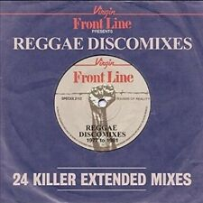 Various Artists - Front Line Presents Reggae Discomixes [New CD] UK - Import