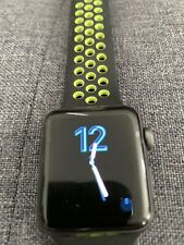 Apple Watch Series 2 (Nike). 38mm. Space Grey Aluminum (A1757) Extra Bands