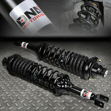 FOR 94-97 HONDA ACCORD SUSPENSION REAR LH+RH STRUTS COIL SPRING SHOCK ASSEMBLY