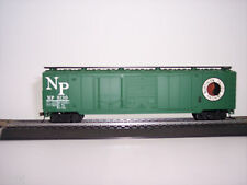 Model Power HO SCALE NORTHERN PACIFIC RAILWAY 50' REEFER NP REFRIGERATED CAR
