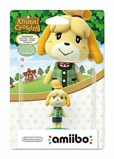 Isabelle Summer Costume Amiibo - animal crossing collection (Nintendo Wii U/3DS