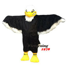 New Deluxe American Eagle Mascot Costume Cartoon Costume Free Shipping