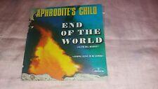 aphrodite`s child-single spain