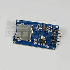 Lettore micro SD card reader writer pic arduino raspberry shield - ART. CL06