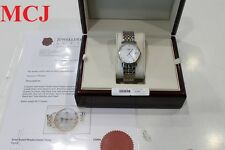 LONGINES L4.809.5 Elegant collection 18ct rose gold and stainless steel Watch