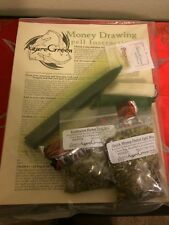 Money Drawing Ritual Spell Kit Wicca Witchcraft Wiccan Supplies FREE SHIPPING