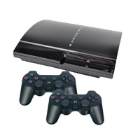 Playstation 3 PS3 80gb CECHE01 Backwards compatible Console