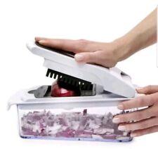 FULLSTAR CHOPPER PLUS Vegetable Spiralizer Slicer Dicer Onion Food Choppers NEW