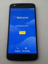 "Motorola Moto Z2 Play 5.5"", 64GB,  Smartphone  (Unlocked) - Screen Burn"