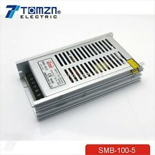 100W 5V 20A Ultra thin Single Output Switching power supply