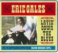 Layin Down The Blues 0026245206526 by Eric Gales CD