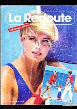 Catalogue LA REDOUTE printemps-été 86