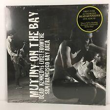 Dead Kennedys - Mutiny On The Bay [LP] (Vinyl, Jul-2007, Manifesto Records) NEW
