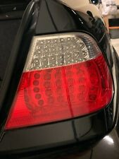 2003-2006 BMW E46 3-Series Coupe White Right Rear Outer LED Tail Light OEM