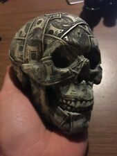 Scarface Skull Bones Ivory $ Million Skulls Al Pacino Collector Money Cash GREED