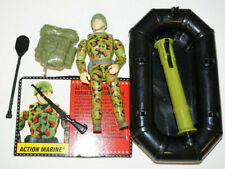 GI JOE COBRA VINTAGE 30TH ACTION MARINE FROM BOXED SET COMPLETE + FILE CARD
