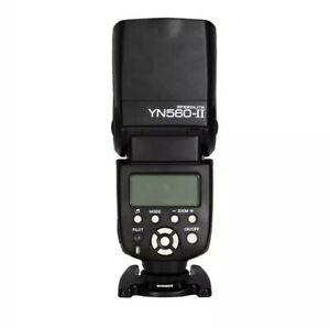 Yongnuo YN-560 II Speedlite Shoe Mount Flash - Excellent condition