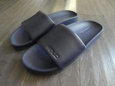 b0e92f174 Polo Ralph Lauren Cayson Slide slides shoes new mens sandals navy blue