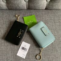 New Kate Spade Dani Grove Street Zip Wallet Case