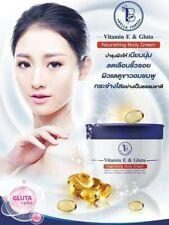 Vitamin E cream Thailand 200g with sunflower oil