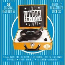 The London American Story 1962 2-CD NEW SEALED Del Shannon/Roy Orbison/Crystals+