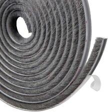 Adhesive Felt Weather Stripping Tape Window Strip Gap Filler Door Seal Fix Tool