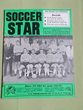 SOCCER STAR - UK FOOTBALL MAGAZINE - 18 MARCH  1966 - GRIMSBY TOWN