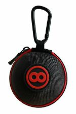 NEW Ballsak - cue ball carrying case- clips on to your cue case FREE SHIPPING