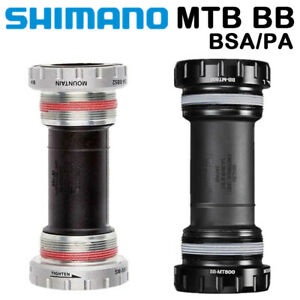 Shimano DEORE XT SLX BB52 BSA MT800 MT500 Bottom Bracket Hollowtech II MTB Bike