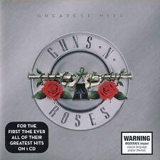 GUNS N' ROSES (GREATEST HITS - CD SEALED + FREE POST)