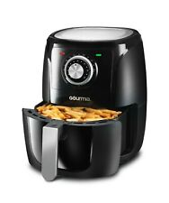BRAND NEW IN BOX Gourmia 5-qt. Classic Air Fryer - Black