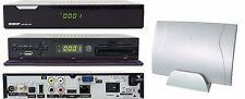 Edision Piccollo 3in1 Plus CI HD Receiver + DVBT/T2 Antenne
