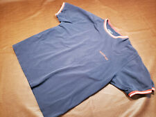 Abercrombie And Fitch Men's Navy T-Shirt Size Medium